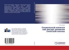 Bookcover of Социальный капитал как ресурс развития сельской школы