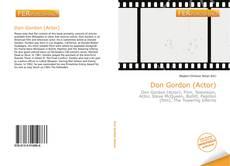 Couverture de Don Gordon (Actor)
