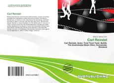 Bookcover of Carl Reindel