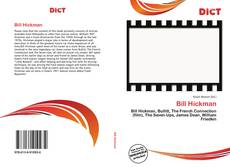 Bookcover of Bill Hickman