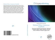 Michael Wiley (American Football) kitap kapağı
