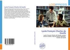 Capa do livro de Lycée Français Charles de Gaulle