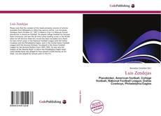 Portada del libro de Luis Zendejas