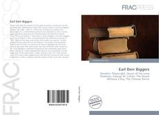 Earl Derr Biggers的封面