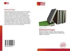 Обложка Edmund Crispin