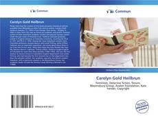 Buchcover von Carolyn Gold Heilbrun
