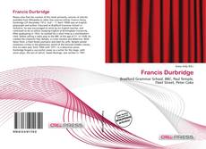 Bookcover of Francis Durbridge