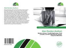 Bookcover of Alan Gordon (Author)