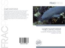 Longfin Sawtail Catshark的封面