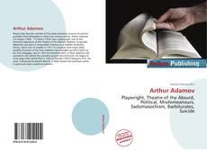 Обложка Arthur Adamov