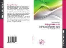 Обложка Darryl Sharpton