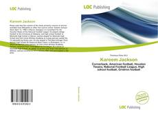Bookcover of Kareem Jackson