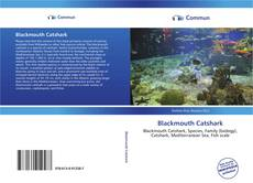 Buchcover von Blackmouth Catshark