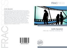 Bookcover of Leslie Ayvazian