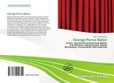 Buchcover von George Pierce Baker