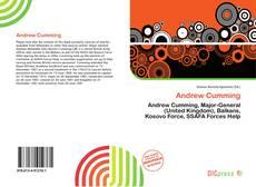 Bookcover of Andrew Cumming