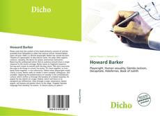 Bookcover of Howard Barker