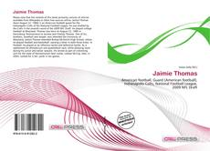 Bookcover of Jaimie Thomas