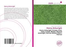 Обложка Henry Arkwright
