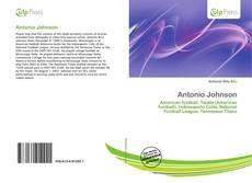 Bookcover of Antonio Johnson