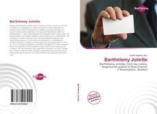 Bookcover of Barthélemy Joliette