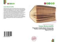 Обложка Isaac Bickerstaffe