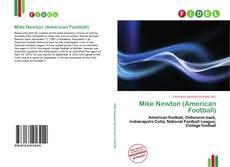 Обложка Mike Newton (American Football)