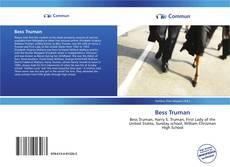 Bookcover of Bess Truman