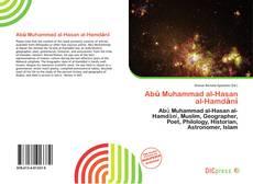 Couverture de Abū Muhammad al-Hasan al-Hamdānī