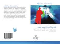 Abdul Majeed bin Abdul Aziz kitap kapağı