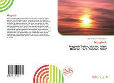 Bookcover of Maghrib