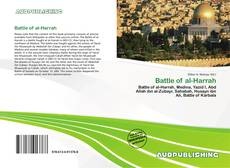 Bookcover of Battle of al-Harrah