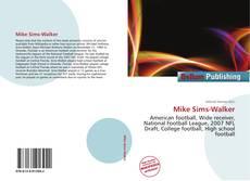 Обложка Mike Sims-Walker