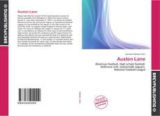 Обложка Austen Lane