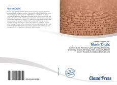 Marin Držić kitap kapağı