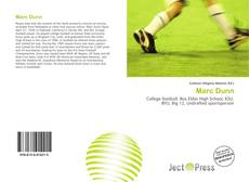 Capa do livro de Marc Dunn