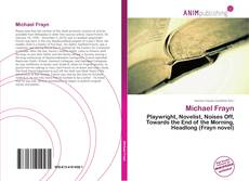 Bookcover of Michael Frayn