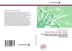 Bookcover of Holiest Sites in Islam (Sufi)