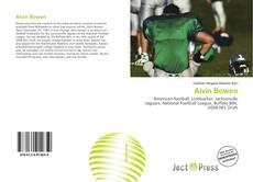 Capa do livro de Alvin Bowen