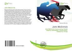 Обложка John McCririck