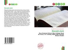 Bookcover of Donald Jack