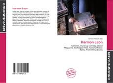 Обложка Harmon Leon