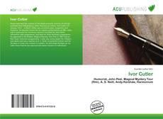 Bookcover of Ivor Cutler