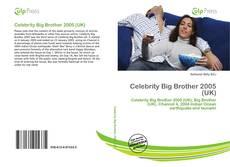 Celebrity Big Brother 2005 (UK)的封面
