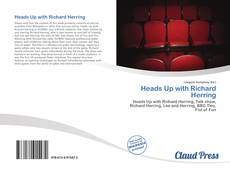 Capa do livro de Heads Up with Richard Herring