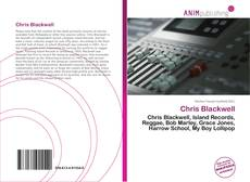 Borítókép a  Chris Blackwell - hoz