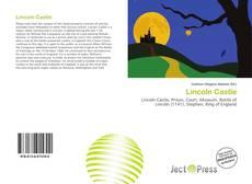 Portada del libro de Lincoln Castle