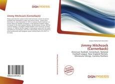 Bookcover of Jimmy Hitchcock (Cornerback)