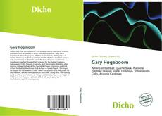 Bookcover of Gary Hogeboom