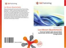Levi Brown (Quarterback) kitap kapağı